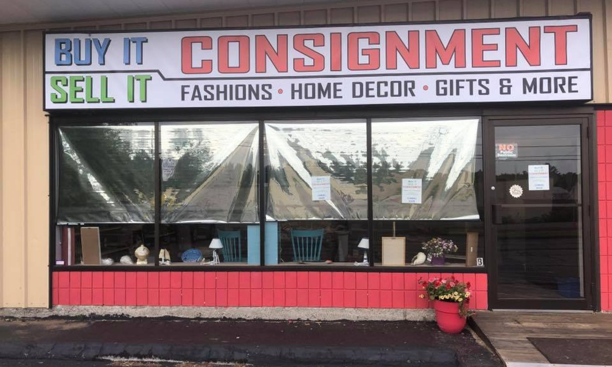 Buy It - Sell It Consignment